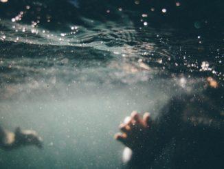 Poolwasser mit Chlor