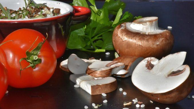 champignons-küche-merkmale