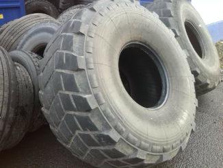 Radgewicht für große Reifen von Traktoren