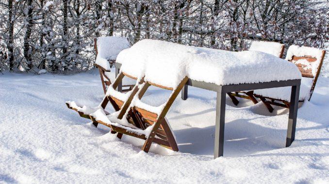 Gartenmöbel Winter. Inhalt. Abdeckung Für ...
