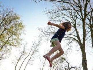 Trampolin: Kleiner Garten – Welche Modelle?